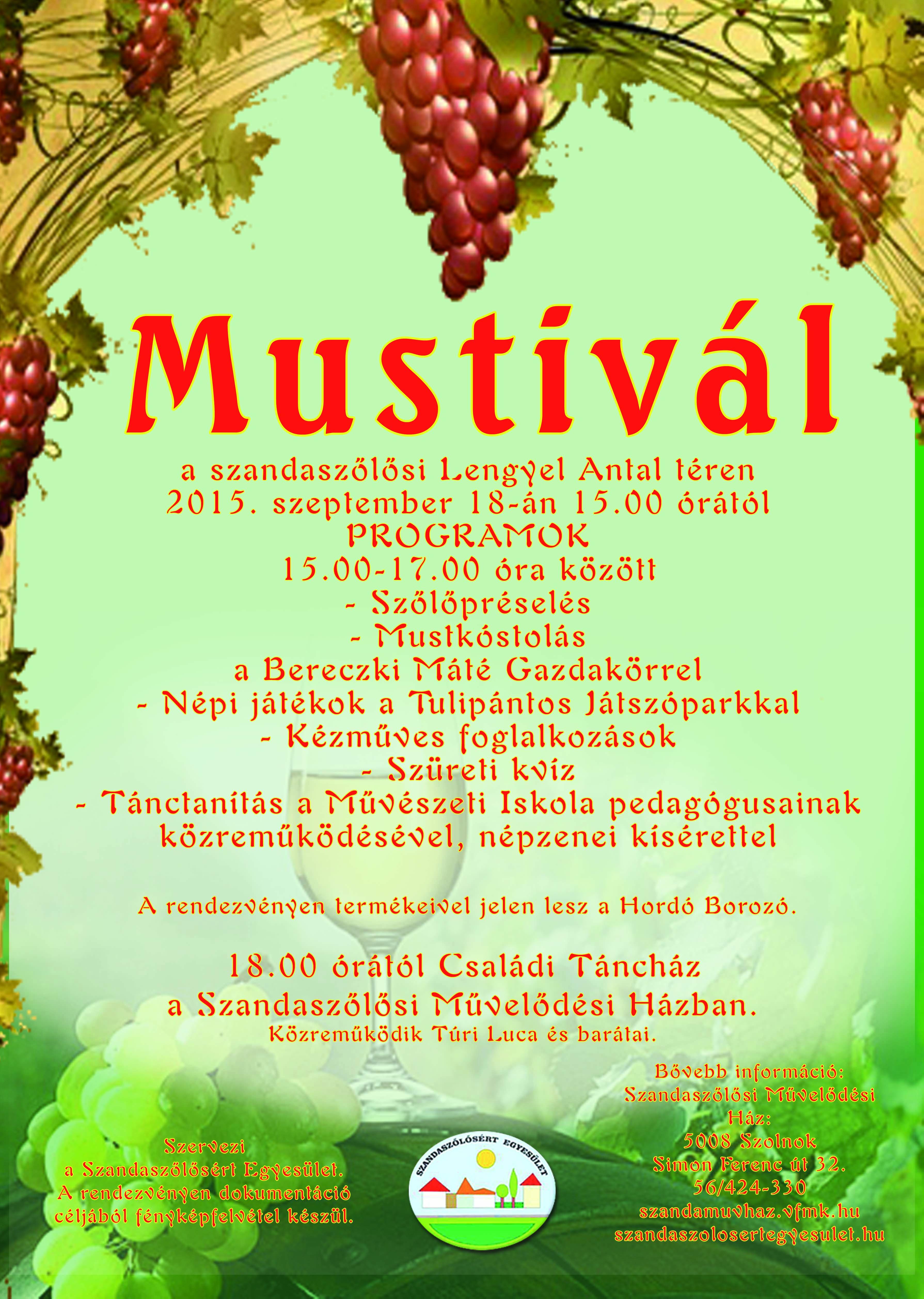 mustivál