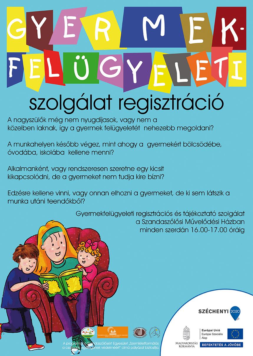 gyerekfelügyelet 2