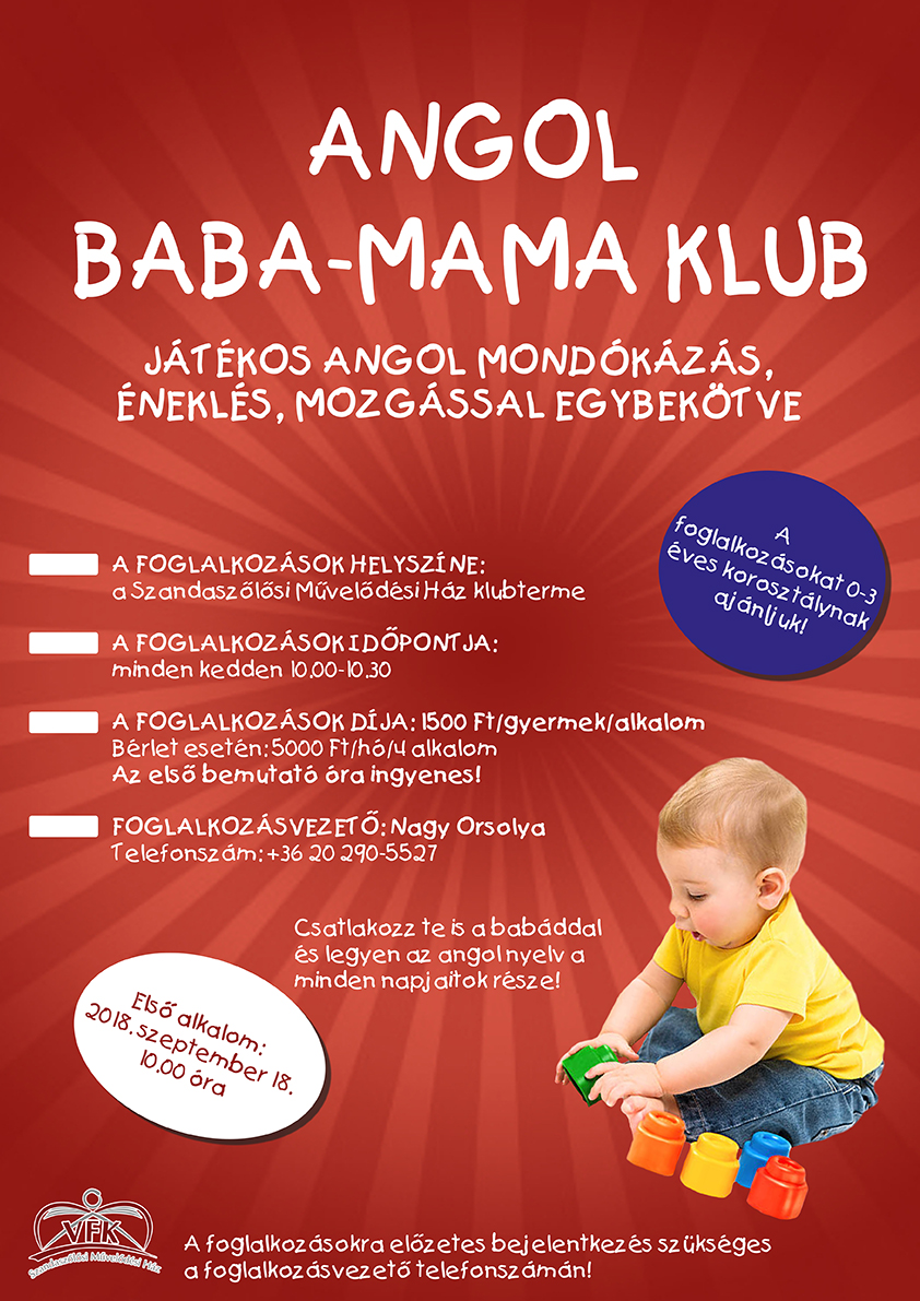 Baba-mama angol